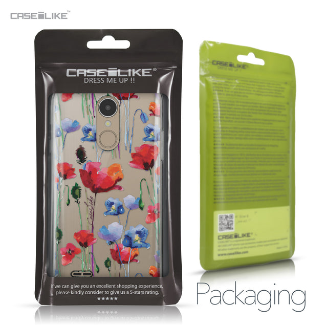 LG K4 2017 case Watercolor Floral 2234 Retail Packaging | CASEiLIKE.com