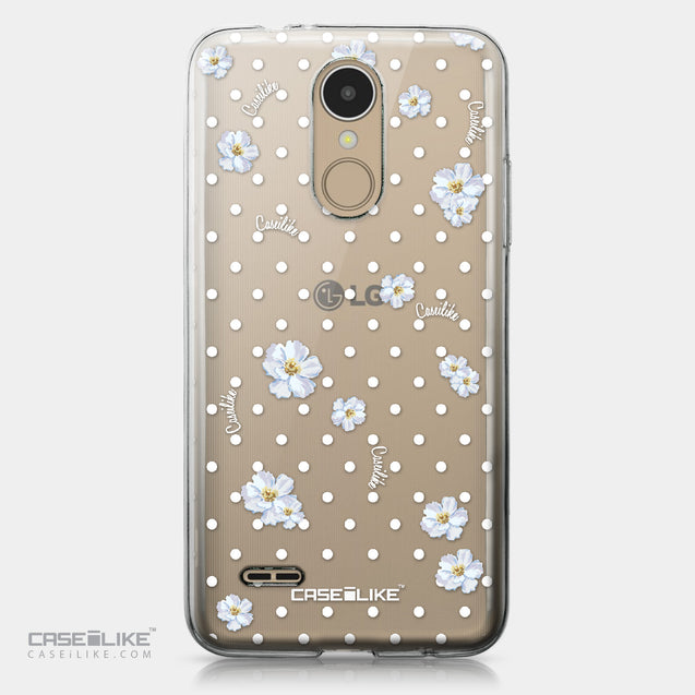 LG K4 2017 case Watercolor Floral 2235 | CASEiLIKE.com