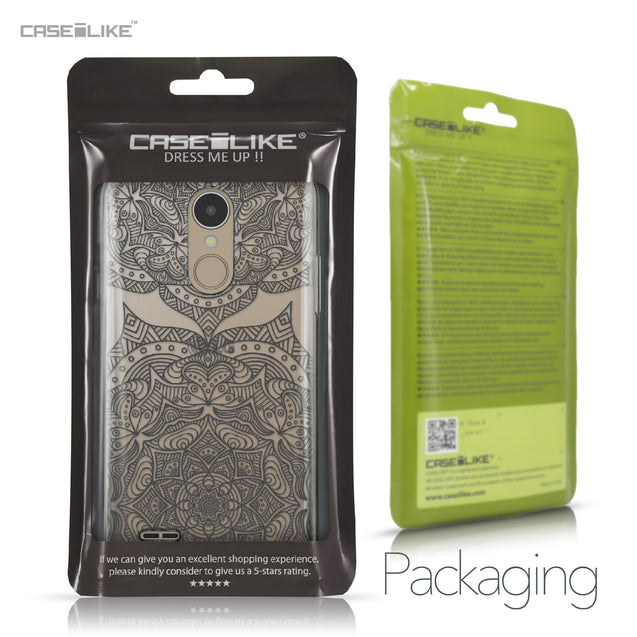 LG K4 2017 case Mandala Art 2304 Retail Packaging | CASEiLIKE.com