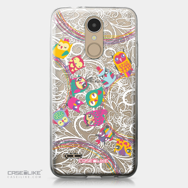 LG K4 2017 case Owl Graphic Design 3316 | CASEiLIKE.com