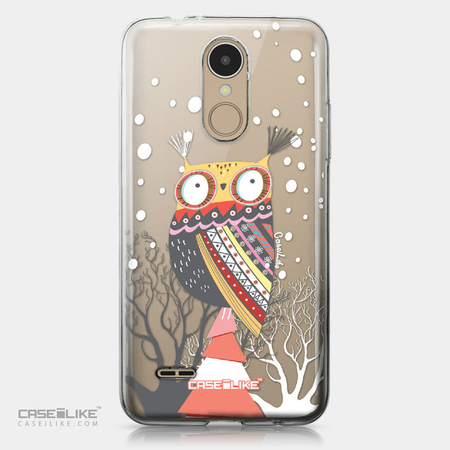 LG K4 2017 case Owl Graphic Design 3317 | CASEiLIKE.com