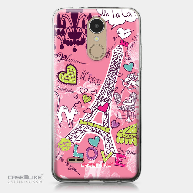 LG K4 2017 case Paris Holiday 3905 | CASEiLIKE.com