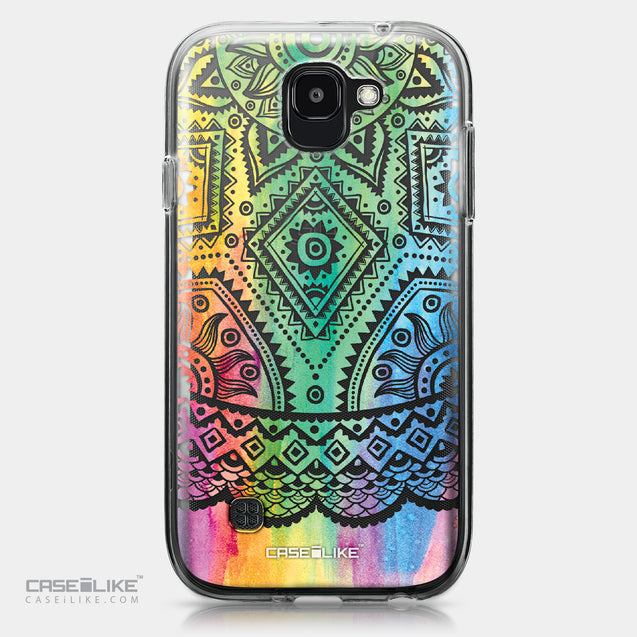 LG K3 2017 case Indian Line Art 2064 | CASEiLIKE.com