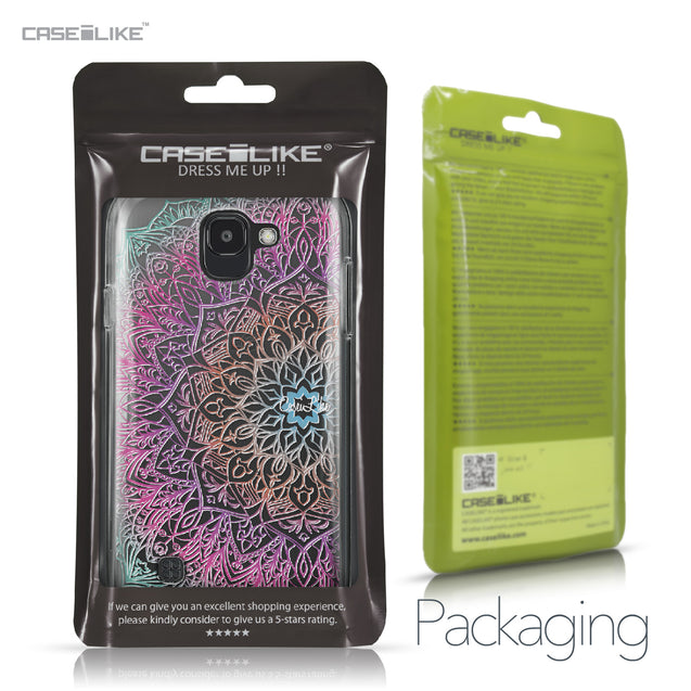 LG K3 2017 case Mandala Art 2090 Retail Packaging | CASEiLIKE.com