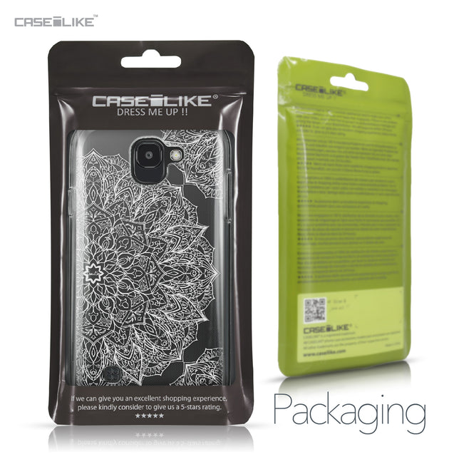 LG K3 2017 case Mandala Art 2091 Retail Packaging | CASEiLIKE.com