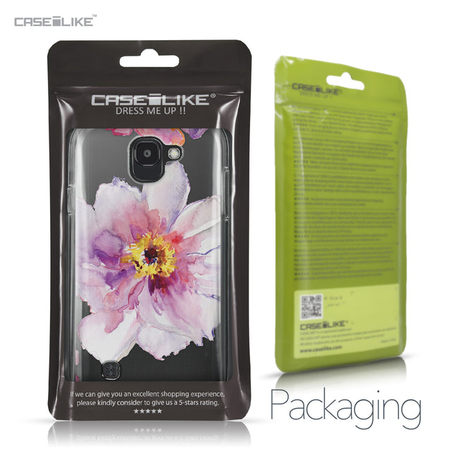 LG K3 2017 case Watercolor Floral 2231 Retail Packaging | CASEiLIKE.com