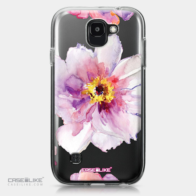 LG K3 2017 case Watercolor Floral 2231 | CASEiLIKE.com