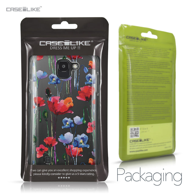 LG K3 2017 case Watercolor Floral 2234 Retail Packaging | CASEiLIKE.com
