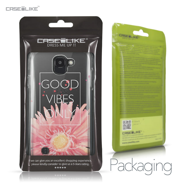 LG K3 2017 case Gerbera 2258 Retail Packaging | CASEiLIKE.com