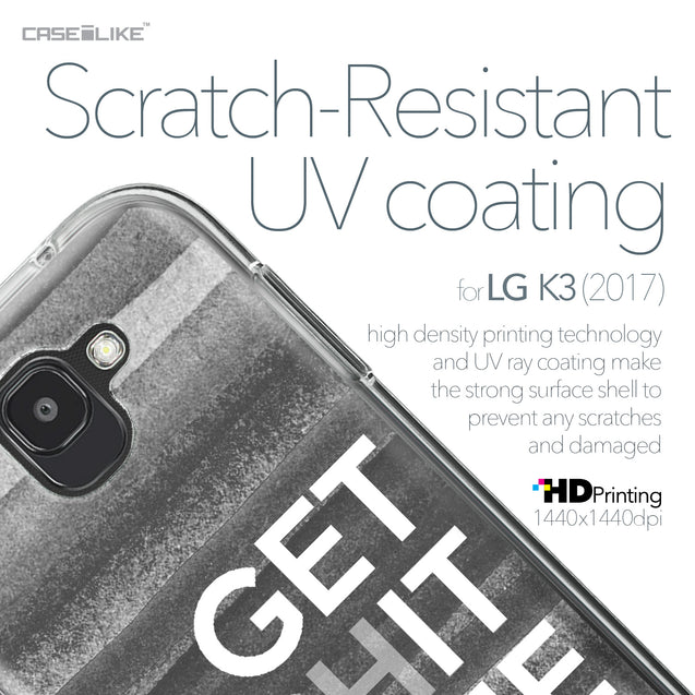 LG K3 2017 case Quote 2429 with UV-Coating Scratch-Resistant Case | CASEiLIKE.com