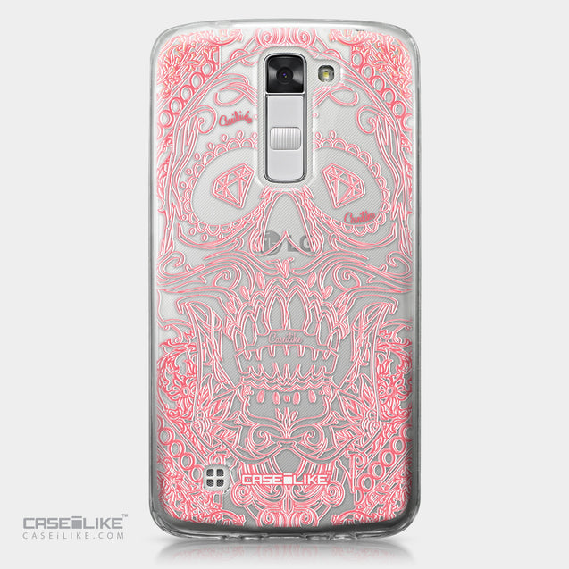 LG K7 case Art of Skull 2525 | CASEiLIKE.com