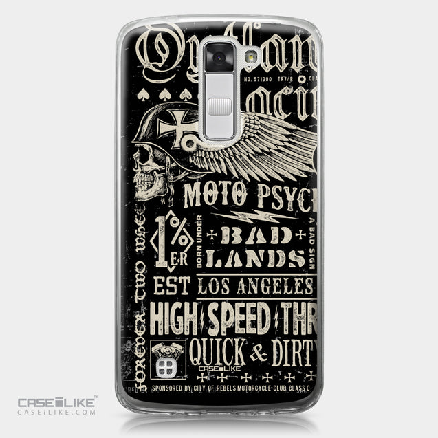 LG K7 case Art of Skull 2531 | CASEiLIKE.com