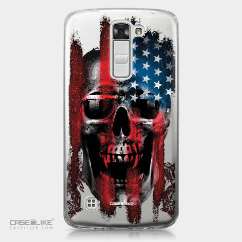 LG K7 case Art of Skull 2532 | CASEiLIKE.com