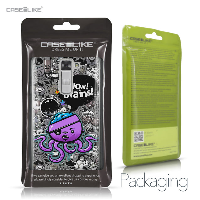 LG K7 case Graffiti 2707 Retail Packaging | CASEiLIKE.com
