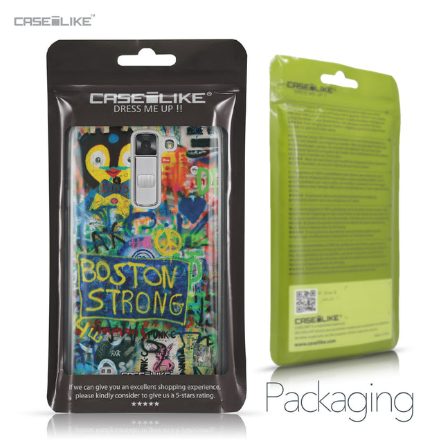 LG K7 case Graffiti 2723 Retail Packaging | CASEiLIKE.com