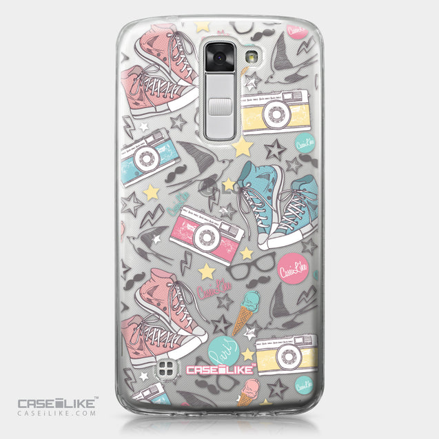 LG K7 case Paris Holiday 3906 | CASEiLIKE.com