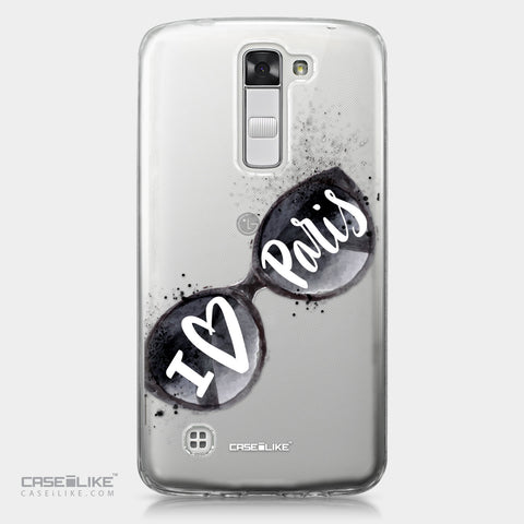 LG K7 case Paris Holiday 3911 | CASEiLIKE.com