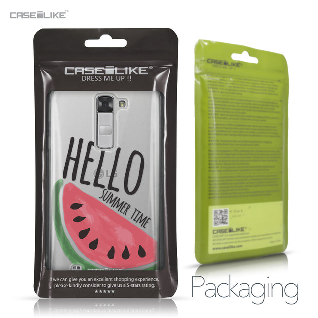 LG K7 case Water Melon 4821 Retail Packaging | CASEiLIKE.com