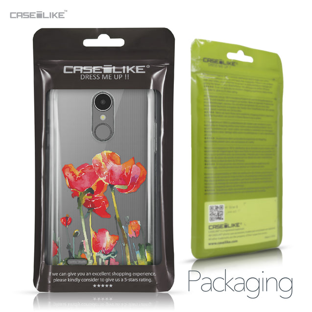 LG K8 2017 case Watercolor Floral 2230 Retail Packaging | CASEiLIKE.com