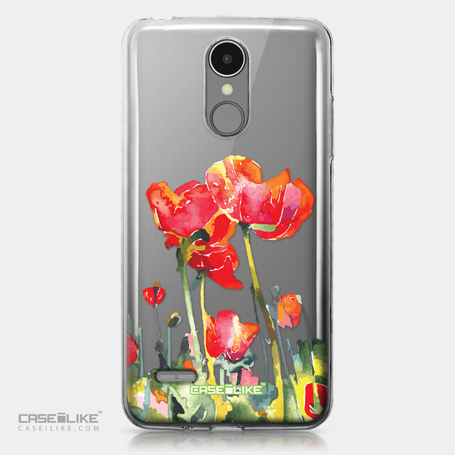 LG K8 2017 case Watercolor Floral 2230 | CASEiLIKE.com