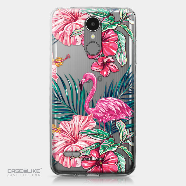 LG K8 2017 case Tropical Flamingo 2239 | CASEiLIKE.com