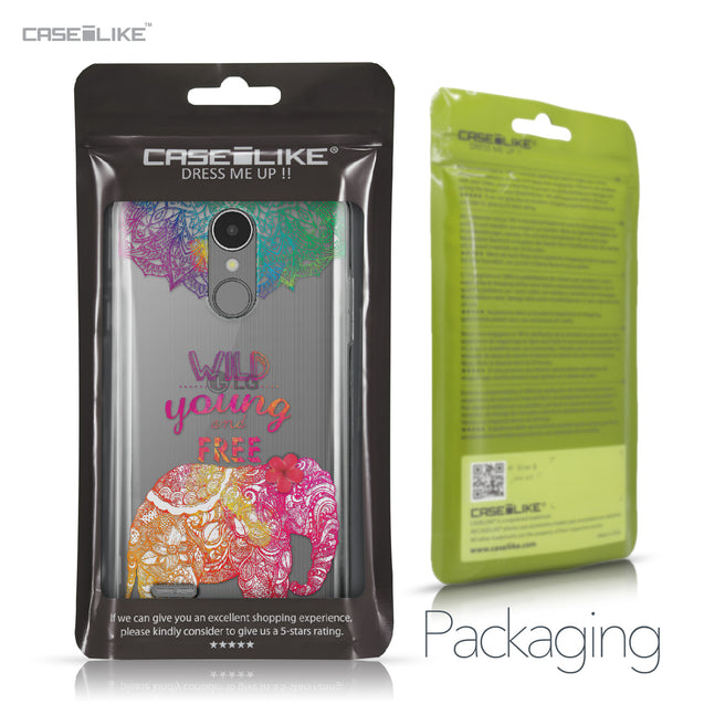 LG K8 2017 case Mandala Art 2302 Retail Packaging | CASEiLIKE.com