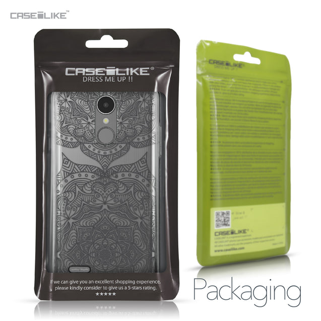 LG K8 2017 case Mandala Art 2304 Retail Packaging | CASEiLIKE.com