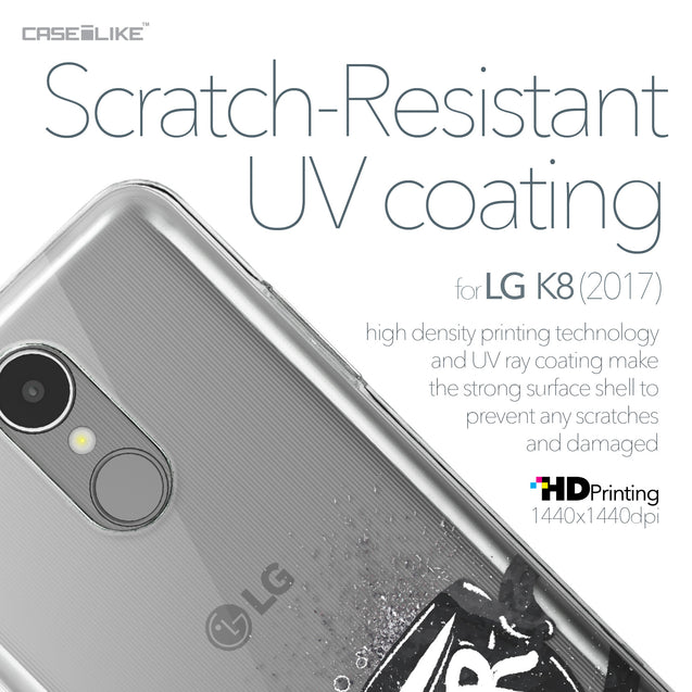 LG K8 2017 case Quote 2402 with UV-Coating Scratch-Resistant Case | CASEiLIKE.com