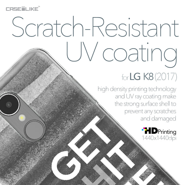 LG K8 2017 case Quote 2429 with UV-Coating Scratch-Resistant Case | CASEiLIKE.com