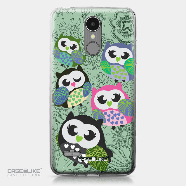 LG K8 2017 case Owl Graphic Design 3313 | CASEiLIKE.com