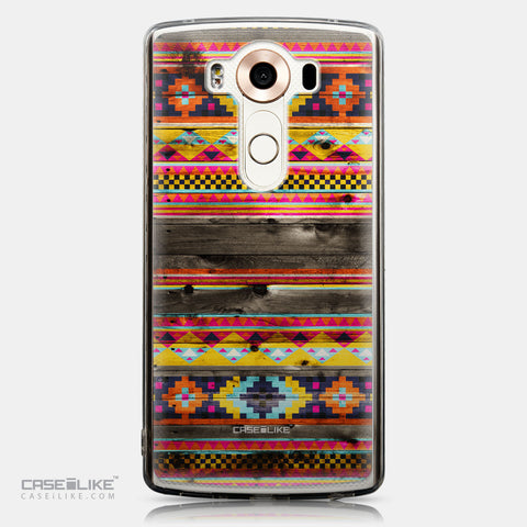 CASEiLIKE LG V10 back cover Indian Tribal Theme Pattern 2048