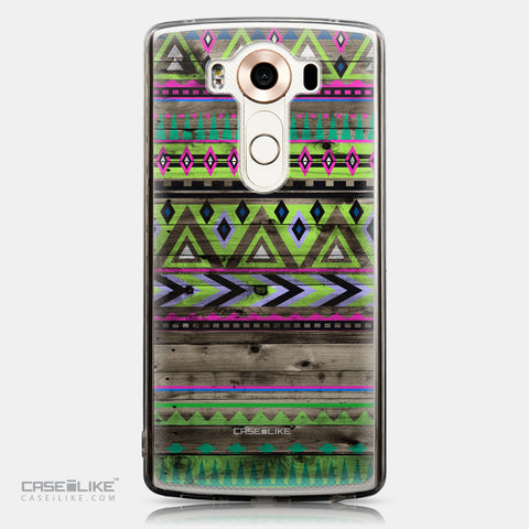 CASEiLIKE LG V10 back cover Indian Tribal Theme Pattern 2049