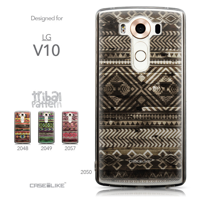 Collection - CASEiLIKE LG V10 back cover Indian Tribal Theme Pattern 2050