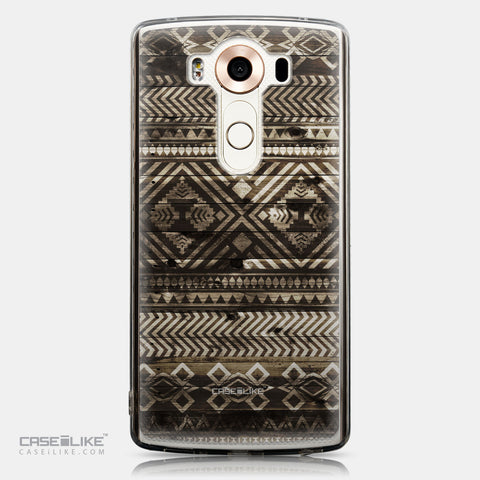 CASEiLIKE LG V10 back cover Indian Tribal Theme Pattern 2050