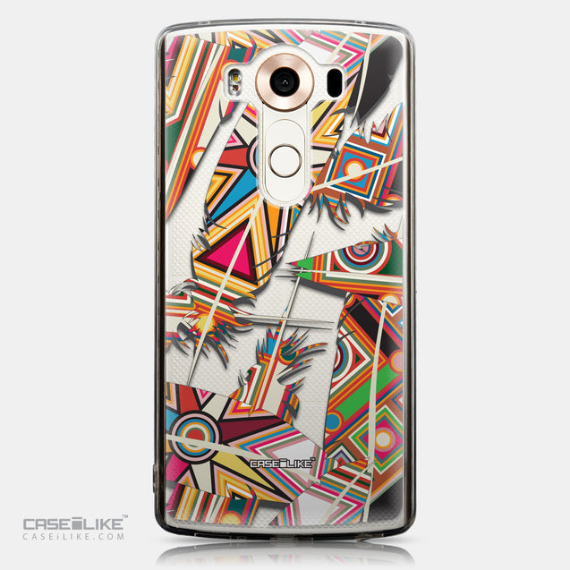 CASEiLIKE LG V10 back cover Indian Tribal Theme Pattern 2054