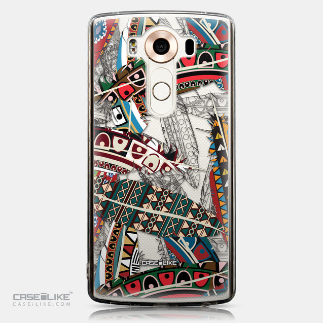 CASEiLIKE LG V10 back cover Indian Tribal Theme Pattern 2055
