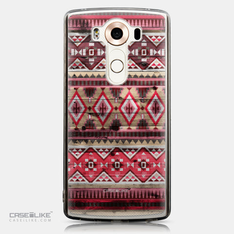 CASEiLIKE LG V10 back cover Indian Tribal Theme Pattern 2057