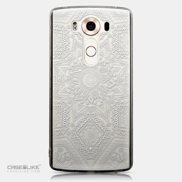 CASEiLIKE LG V10 back cover Indian Line Art 2061