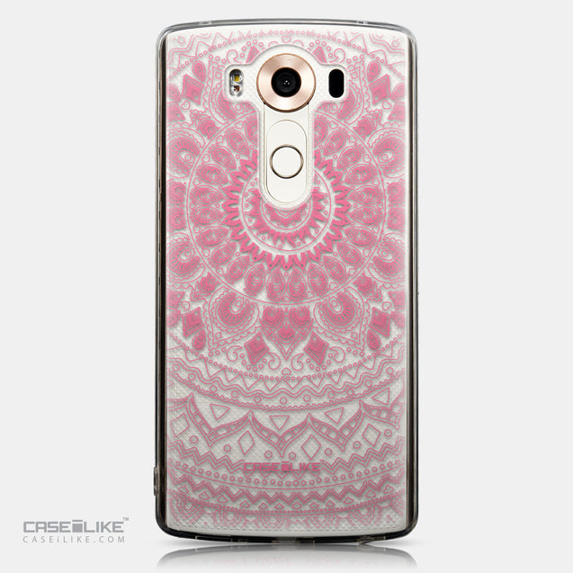 CASEiLIKE LG V10 back cover Indian Line Art 2062