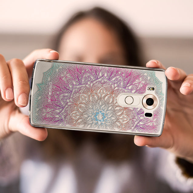 Share - CASEiLIKE LG V10 back cover Mandala Art 2090