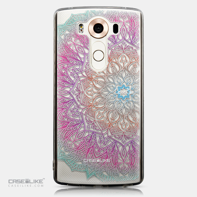 CASEiLIKE LG V10 back cover Mandala Art 2090