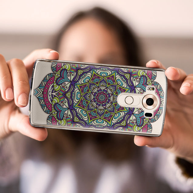 Share - CASEiLIKE LG V10 back cover Mandala Art 2094