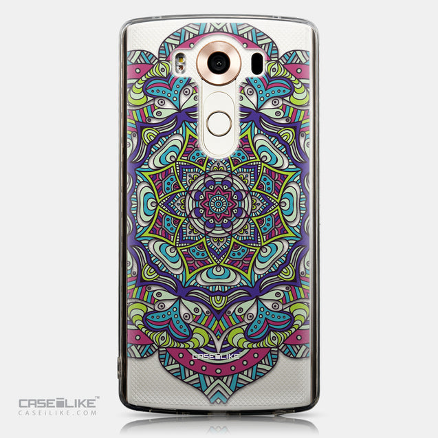 CASEiLIKE LG V10 back cover Mandala Art 2094