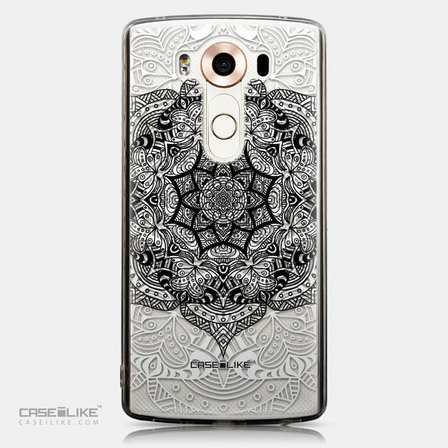 CASEiLIKE LG V10 back cover Mandala Art 2097
