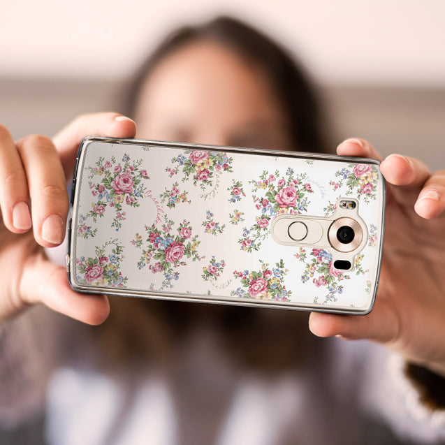Share - CASEiLIKE LG V10 back cover Floral Rose Classic 2260