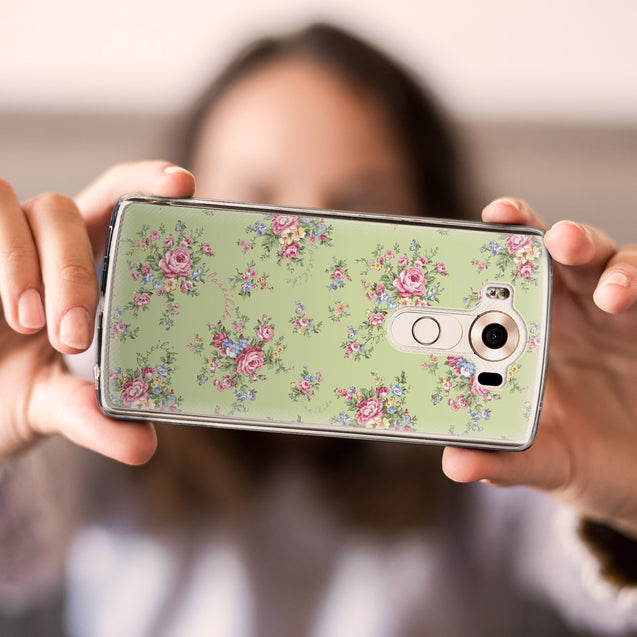 Share - CASEiLIKE LG V10 back cover Floral Rose Classic 2262