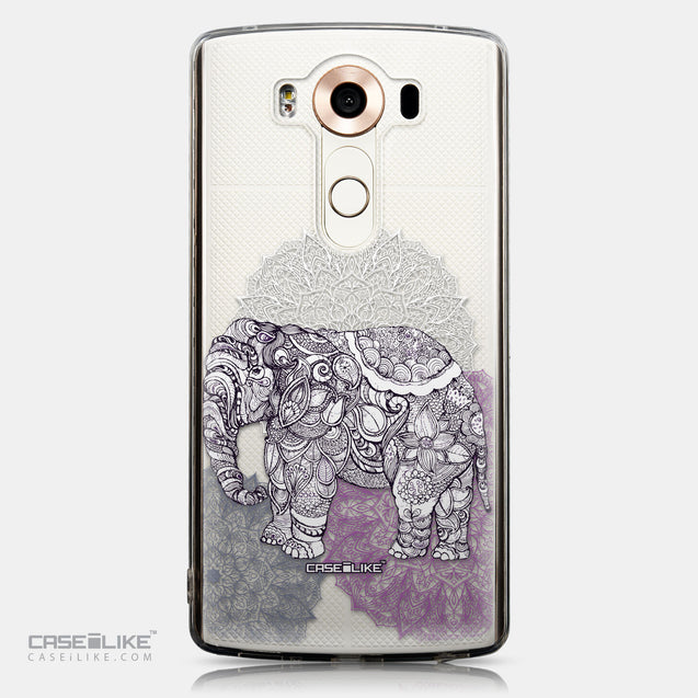 CASEiLIKE LG V10 back cover Mandala Art 2301