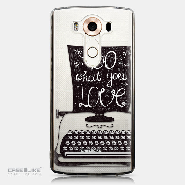 CASEiLIKE LG V10 back cover Quote 2400
