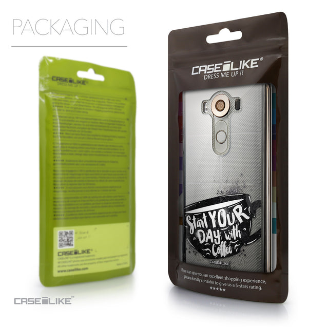 Packaging - CASEiLIKE LG V10 back cover Quote 2402