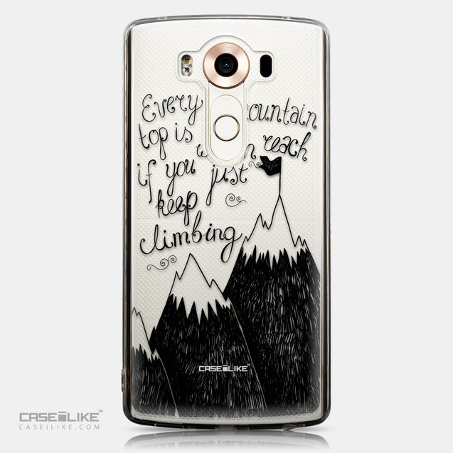 CASEiLIKE LG V10 back cover Quote 2403